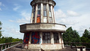 Wieża przy Wolfkego