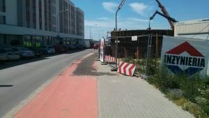 Budowa przepompowni przy ulicy Batalionów Chłopskich