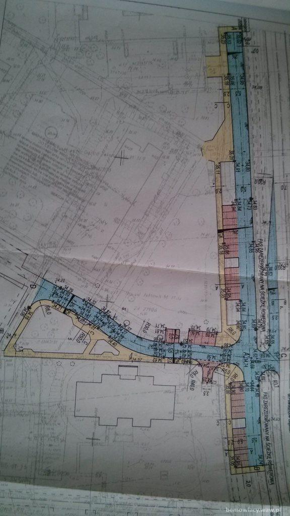 Dawny projekt połączenia ulicy Sucharskiego z Powstańców Śląskich