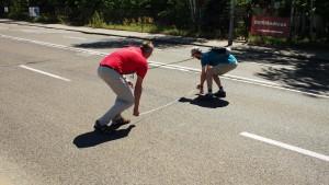 Monitoring infrastruktury rowerowej na Bemowie - 21 lipca 2016