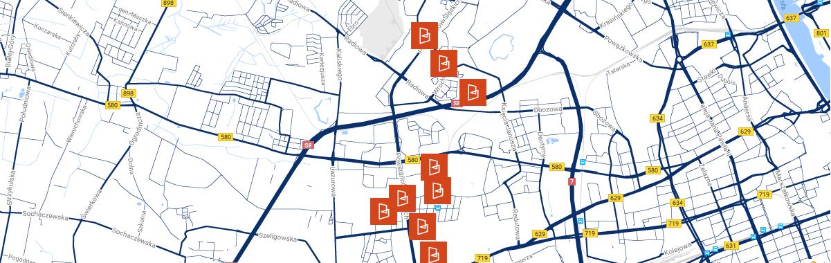 Lokalizacje Bemowskiego Centrum Kultury