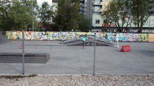 Skatepark przy Wrocławskiej