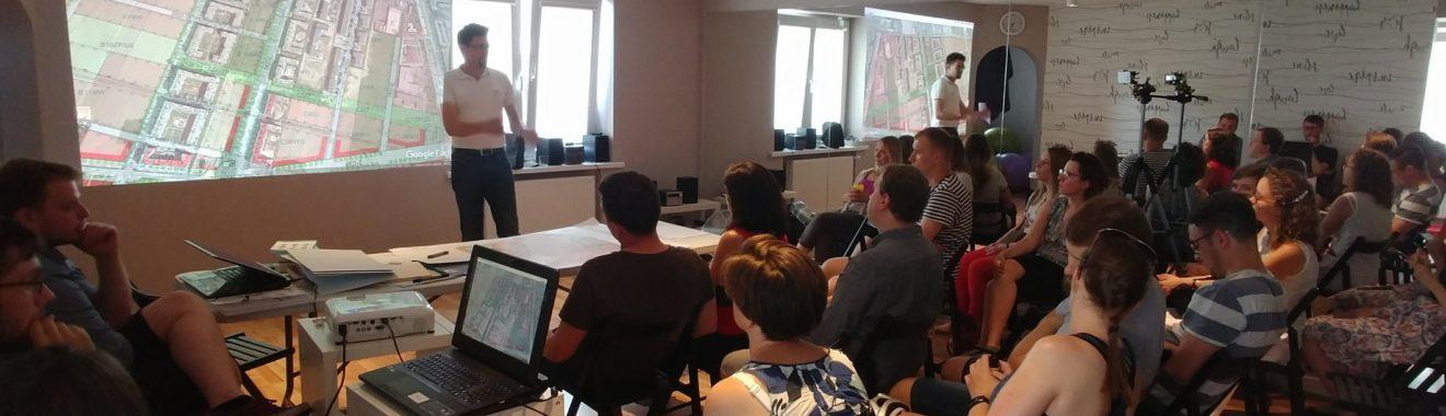 Spotkanie mieszkańców dotyczące MPZP dla Chrzanowa