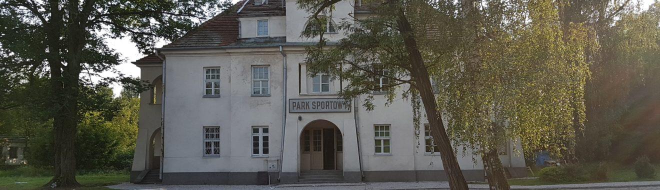 Budynek przy Waldorffa 28 - dawniej dom dla pracowników wytwórni amunicji na Forcie Bema