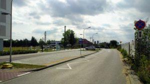 Przystanek autobusowy Chrzanów